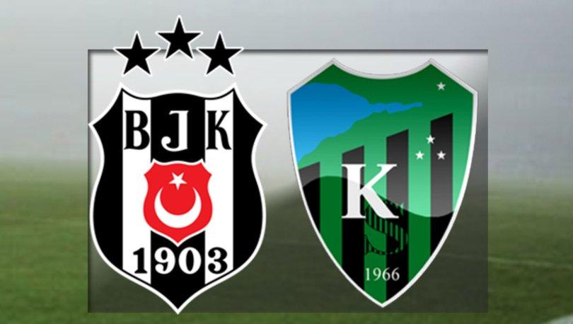 Beşiktaş Kocaelispor maçı ne zaman, saat kaçta? Beşiktaş Kocaelispor hazırlık maçı hangi kanalda?