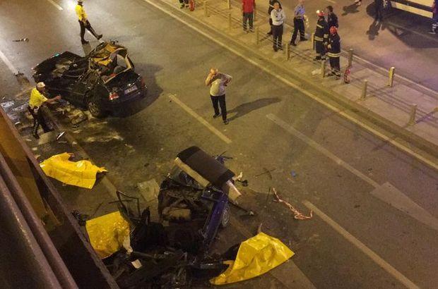 Konya'da kaza değil katliam: 7 ölü!