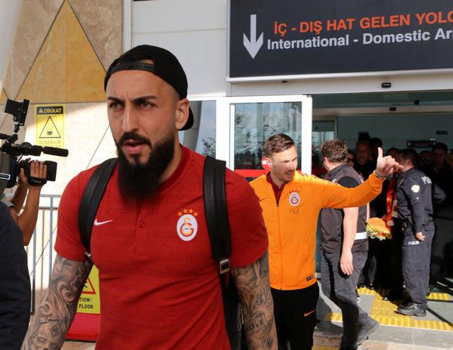 GELİYOR! Galatasaray'dan son dakika transfer haberleri - Haberler