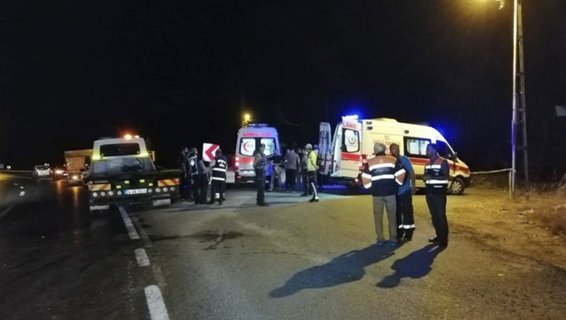 istanbul trafik kazası
