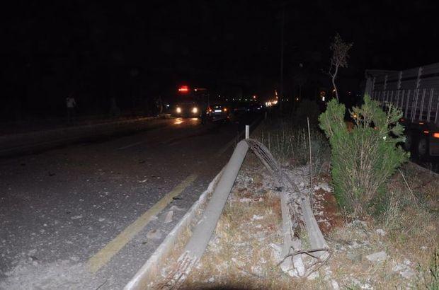 Muş'ta trafik kazası: 2 ölü 5 yaralı