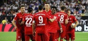 Bayern, Real Madrid'i rahat geçti!