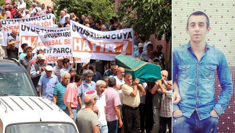 Son dakika: Samsun'da cenazede pankart açtılar! - Haberler