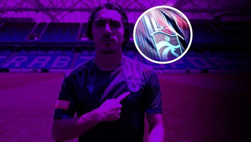 Trabzonspor'un forması dünya gündeminde