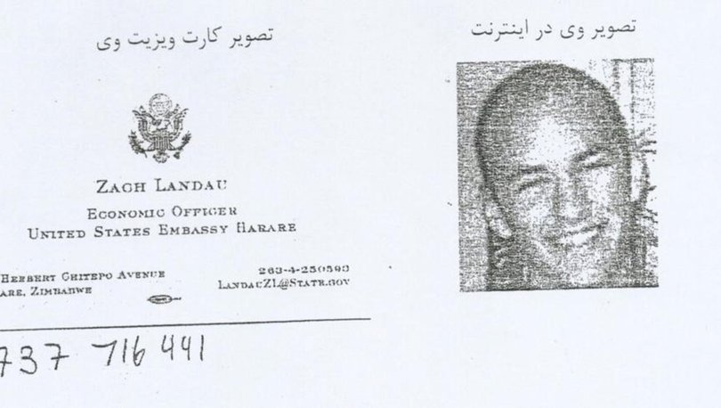 İran: CIA için çalışan 17 kişiden bazıları idam edilecek