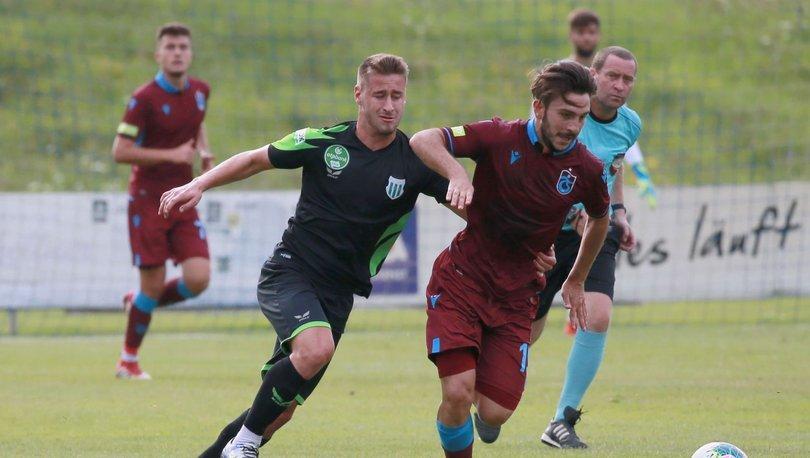 Trabzonspor: 0 - Szombathely: 0   MAÇ SONUCU
