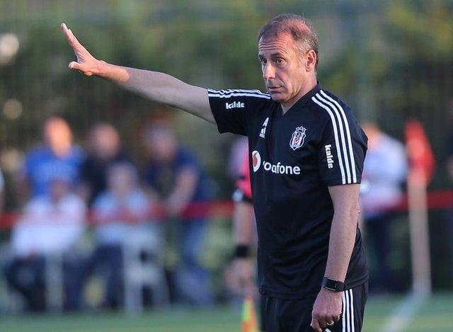 Beşiktaş'ta taktik zamanı! BJK son dakika haberleri