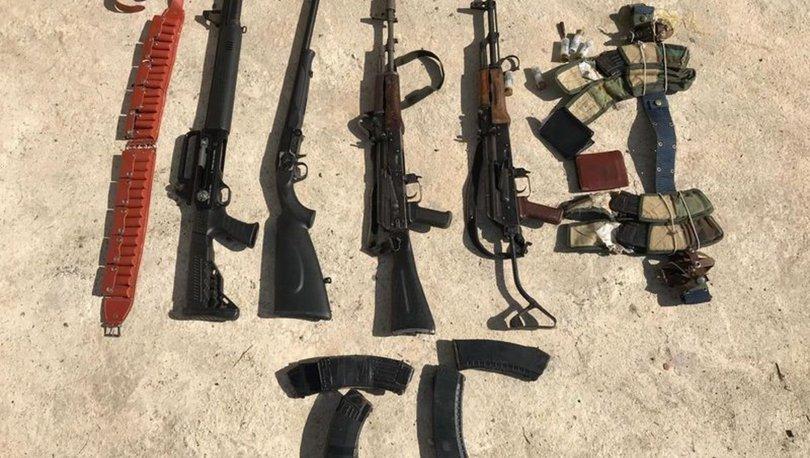 Lice'de 2 PKK'lı terörist yakalandı