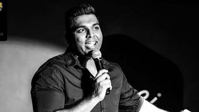 Komedyen Naidu sahnede hayatını kaybetti! - Haberler