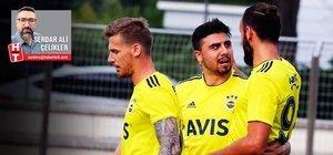 Serdar Ali Çelikler, Fenerbahçe'yi değerlendirdi