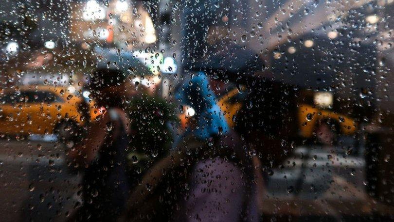 GELİYOR! Meteoroloji'den son dakika sağanak yağış uyarısı - Hava durumu | Haberler