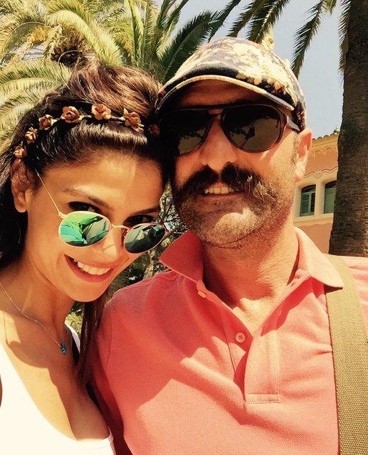 Eda Özerkan-Timur Acar çifti evlilikklerinde 3 yılı geride bıraktı - Magazin haberleri Instagram