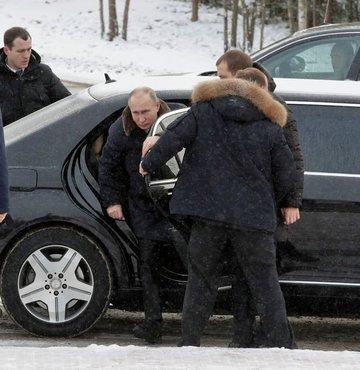 Putin'e 'suikast planı' ortaya çıkarıldı!