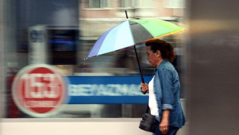 GELDİ, GELİYOR! Meteoroloji'den son dakika il il uyarı! Kuvvetli sağanak yağış geliyor - Haberler