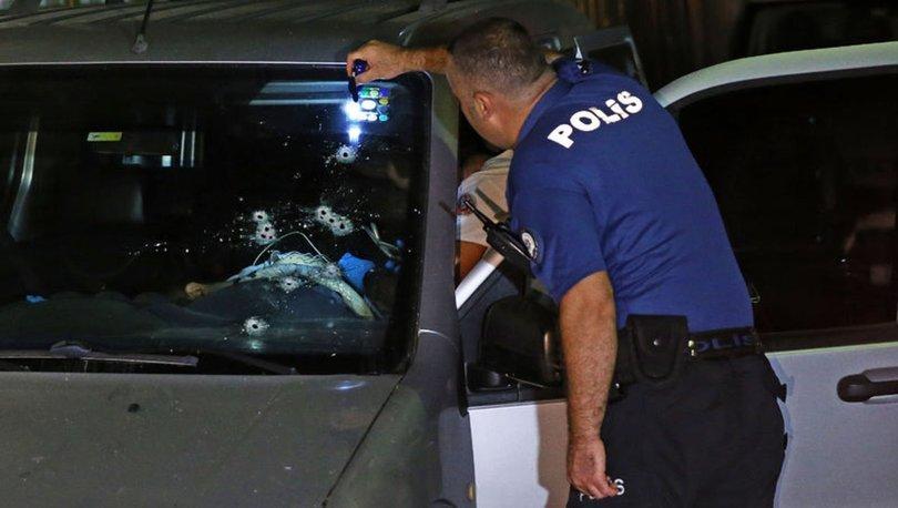 SON DAKİKA! Adana'da silahlı saldırı! 1 kişi öldü - HABERLER