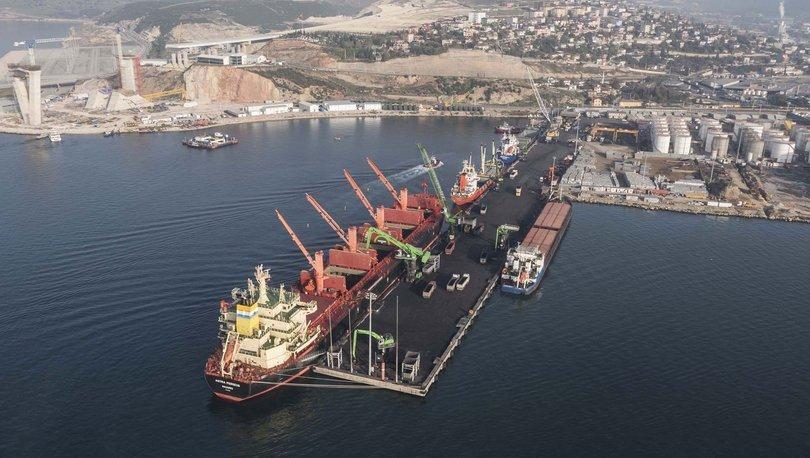 Türkiye'nin lojistik kapısı İzmit - haberler