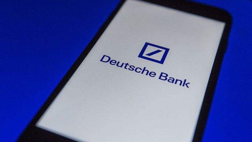 Deutsche Bank'tan ikinci çeyrekte 3,15 milyar avro zarar - haberler