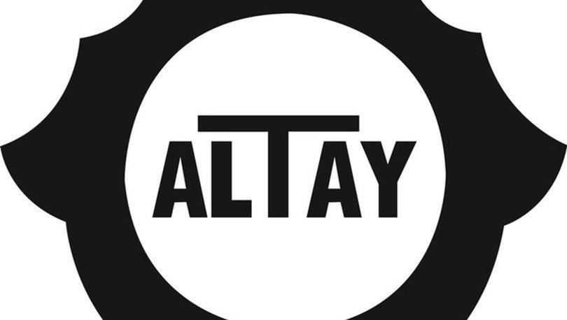 Altay'dan çifte imza