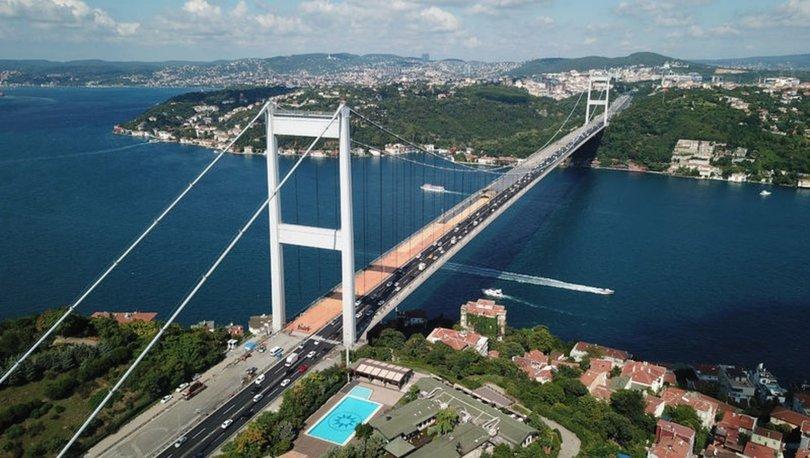 FSM köprüsü çalışmaları ne zaman bitecek? Fatih Sultan Mehmet Köprüsü'nde son durum