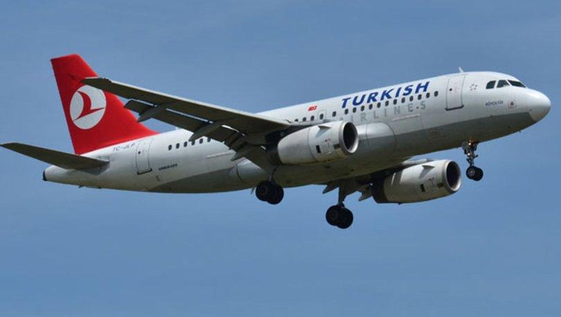 THY'nin Amsterdam uçağı Brüksel'e iniş yaptı