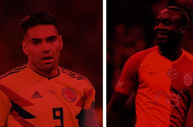 Falcao ve Diagne için resmi açıklama!