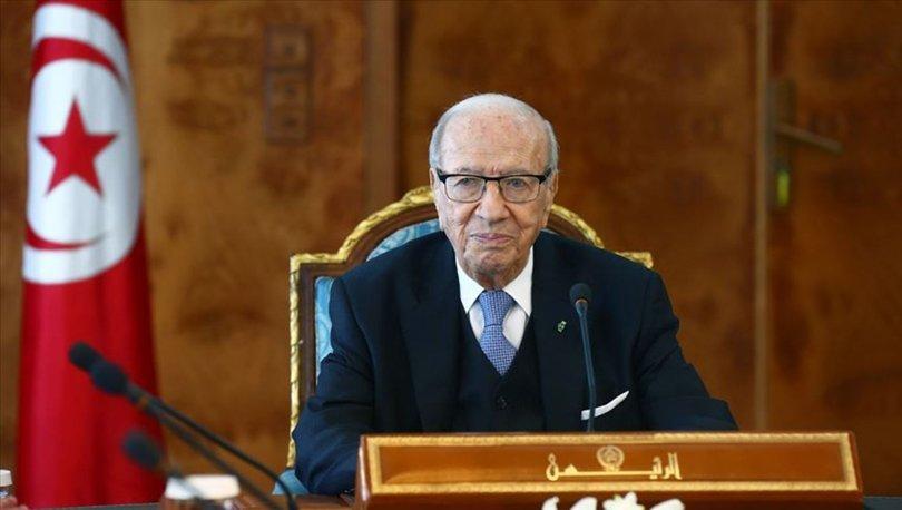 Tunus Cumhurbaşkanı Sibsi yeniden hastaneye kaldırıldı