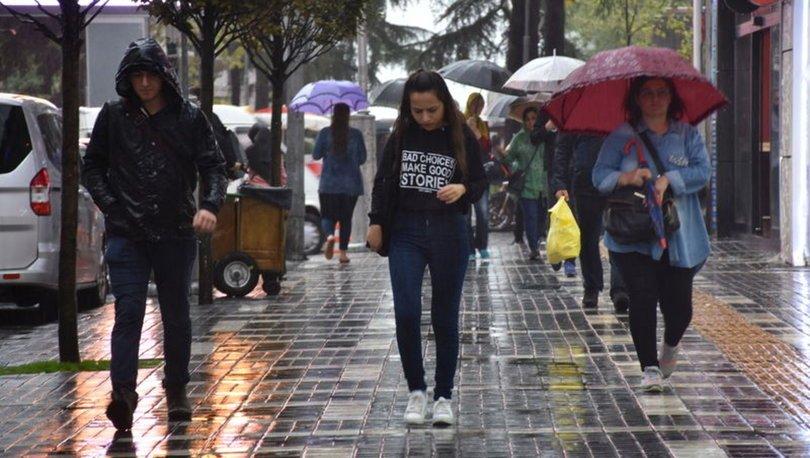 ALARM! Meteoroloji'den son dakika uyarısı! Rize, Trabzon ve Artvin için sel tehlikesi- HABERLER
