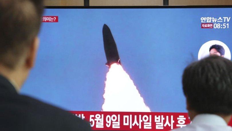 Kuzey Kore'nin iki füze ateşlediği iddia edildi
