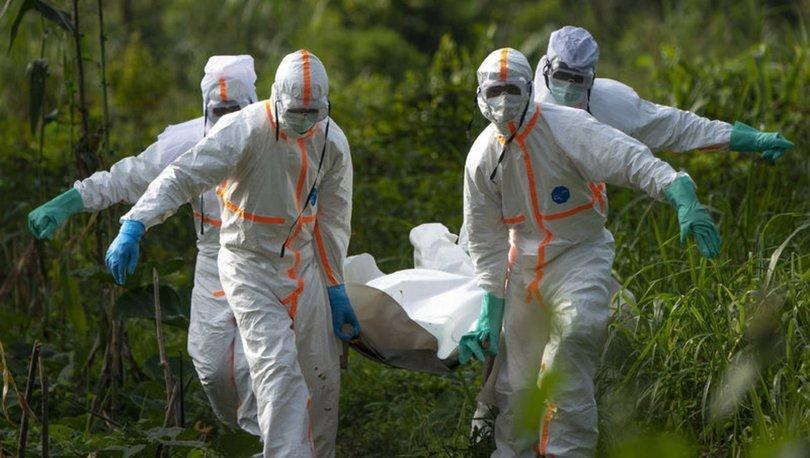 Ebola virüsü son dakika