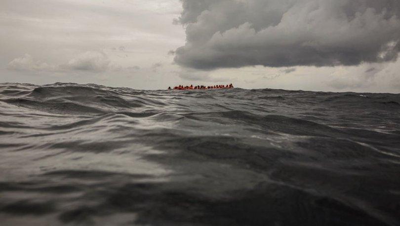 Son dakika: Libya açıklarında deniz kazası! 116 göçmen kayıp