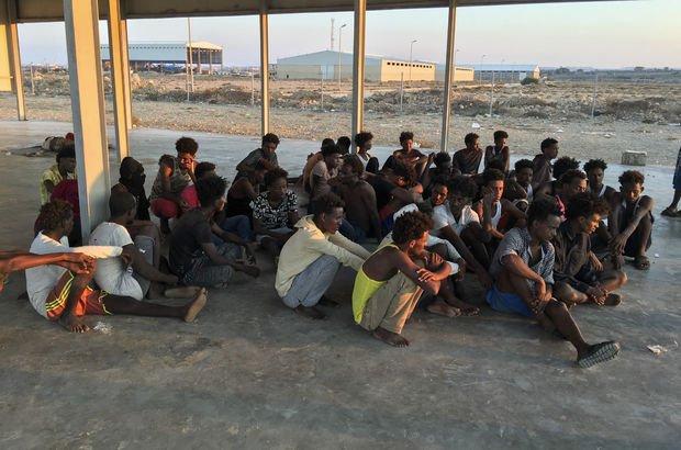 Libya'daki gemi kazasında 115 mülteci kayıp!