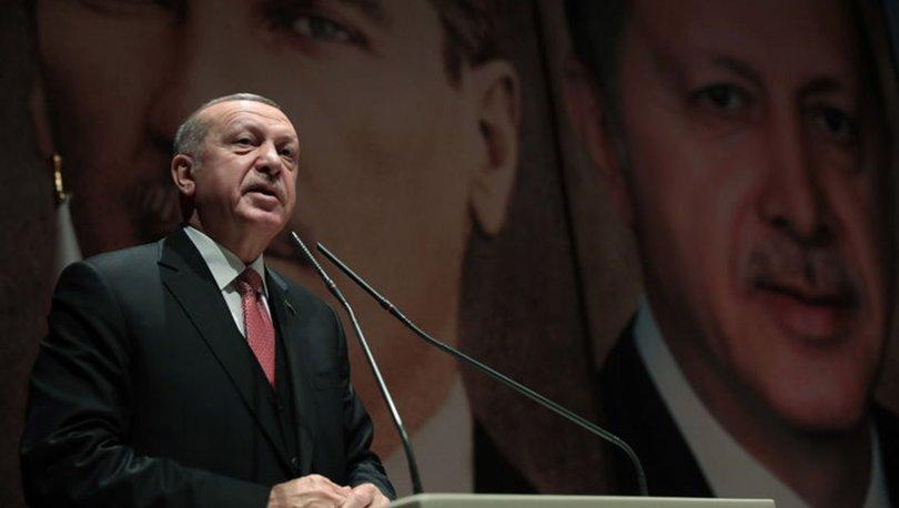 SON DAKİKA! Cumhurbaşkanı Erdoğan'dan kritik mesaj!