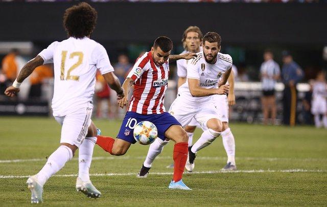 Atletico Madrid: 7 - Real Madrid: 3 | MAÇ SONUCU VE ÖZETİ