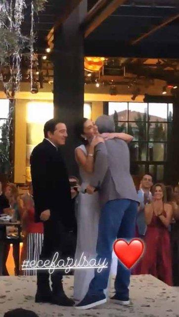 Fazıl Say ile Ece Dağıstan nikahtan 6 ay sonra Çeşme'de düğün yaptı - Magazin haberleri