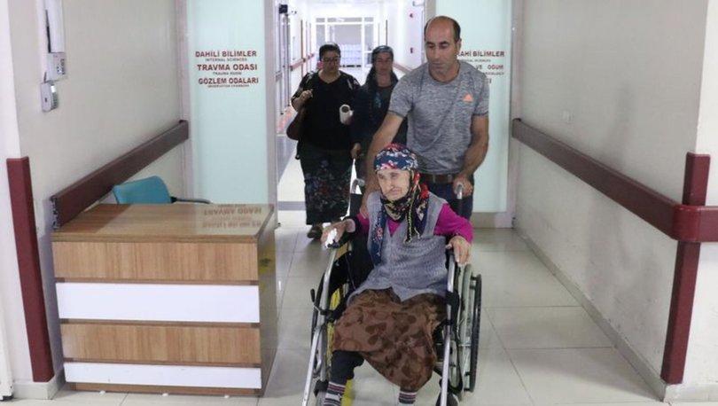 Erzincan'da 85 yaşındaki kadının doğduğundan beri kimliksiz yaşadığı ortaya çıktı