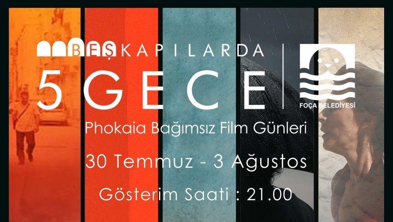 Phokaia Film Günleri başlıyor