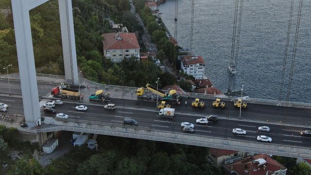 Fatih Sultan Mehmet Köprüsü açıldı
