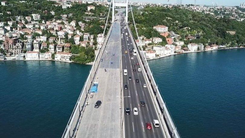 Bakanlıktan son dakika açıklaması! Fatih Sultan Mehmet Köprüsü (FSM) saat kaçta açılacak?