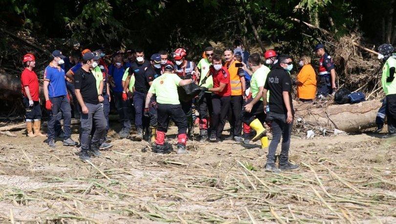 SON DAKİKA kahreden olay! Düzce'de selde kaybolan İlayda'nın cansız bedeni bulundu