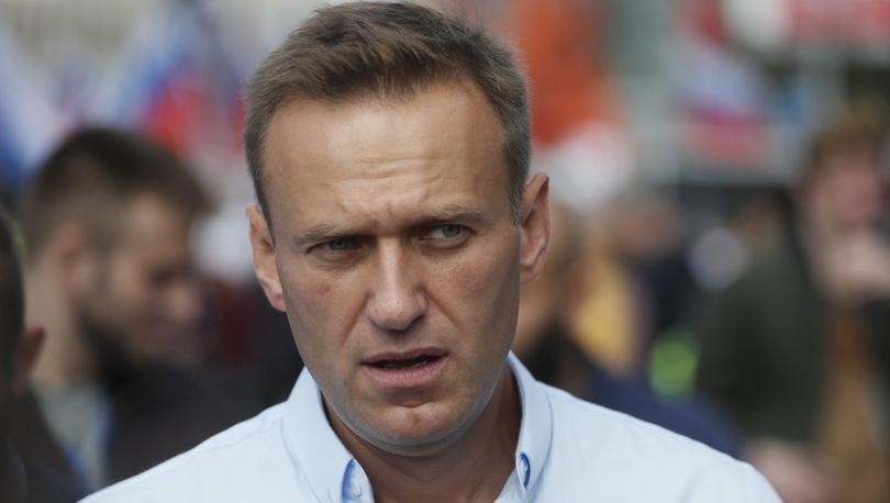 Rus muhalif lider Navalni 'alerjik reaksiyon' nedeniyle hastaneye kaldırıldı