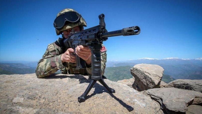 Son dakika... Siirt'te 2 PKK'lı terörist etkisiz hale getirildi