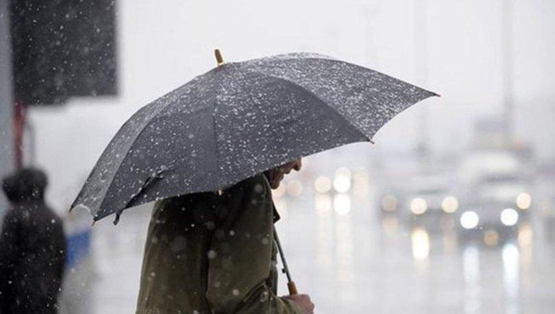 Meteoroloji Genel Müdürlüğü'nden Trakya için yağış uyarısı