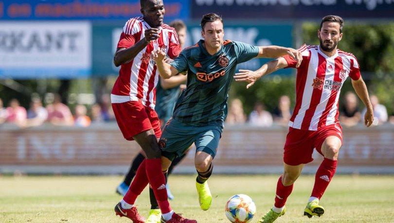 Sivasspor: 1 - Ajax: 1 | MAÇ SONUCU
