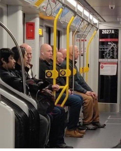 Metrolarda karşılaşılan sıra dışı anlar