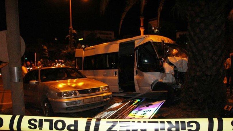 Son dakika... Trabzon'da düğün dönüşü kaza! Ölü ve yaralılar var