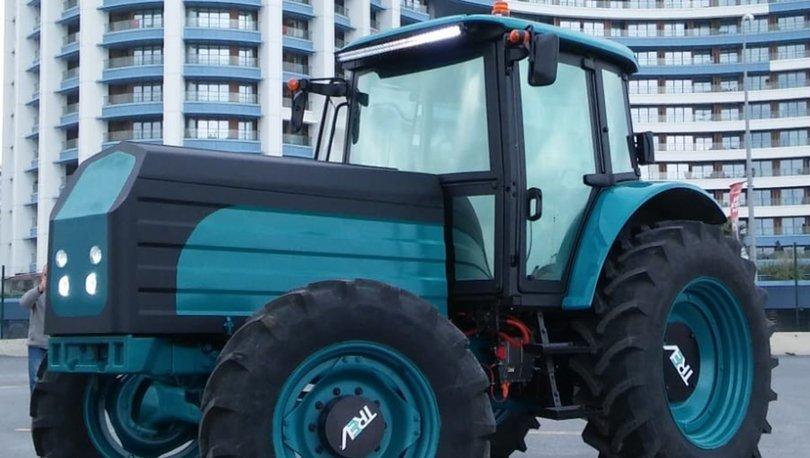 Son dakika: Bakan Pakdemirli elektrikli traktör için tarih verdi!