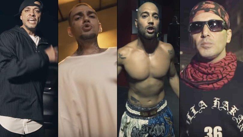 Fight Kulüp, Youtube'da en çok dislike alan rap şarkısı - Magazin haberleri