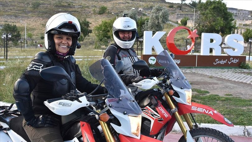 Motosikletle dünya turuna tekrar başlayacak - Haberler