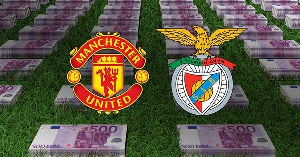 Manchester United üzdü, Benfica sevindirdi