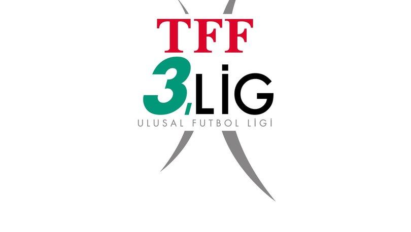 TFF 3. Lig'de yeni sezonun fikstürü çekildi